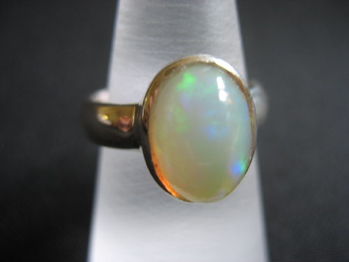 Opal Ring - Number 2 - Size 17,8 mm