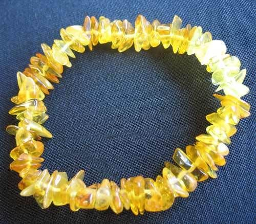 Amber - Bracelet - light colour