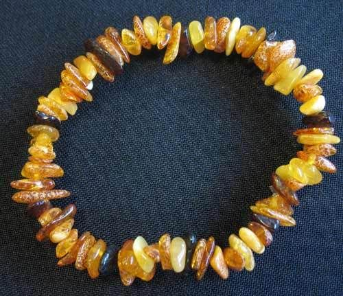 Amber - Bracelet - mixed colour