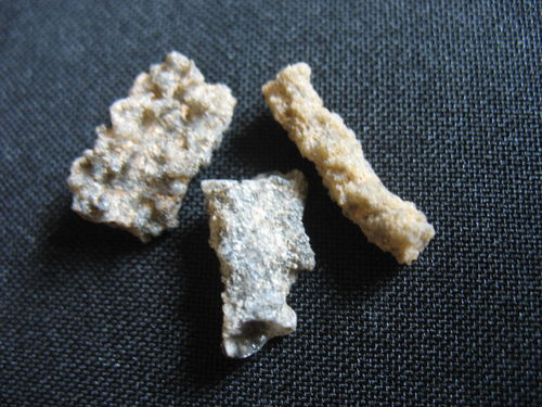 Fulgurite - Fused Quartz